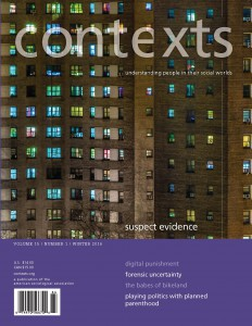 Winter 2016 Contexts Cover